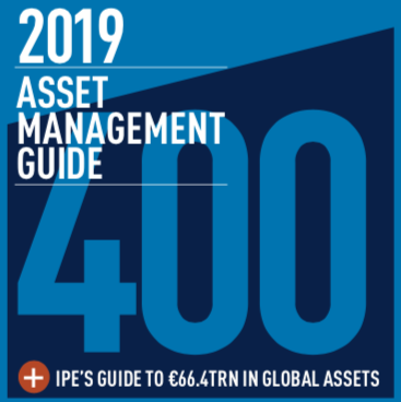 Top Four Hundred Asset Professionals:  Aum Grows 1% Among Market  Volatility